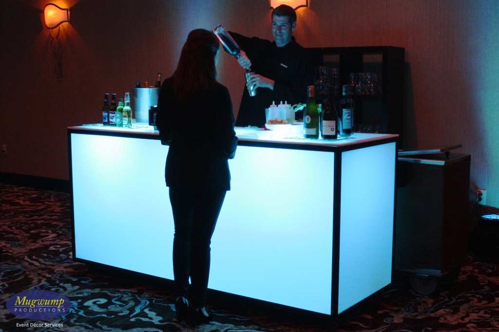Eventful Disclosure Wooden Acrylic Light Or Custom Bar Rental Jacksonville Florida
