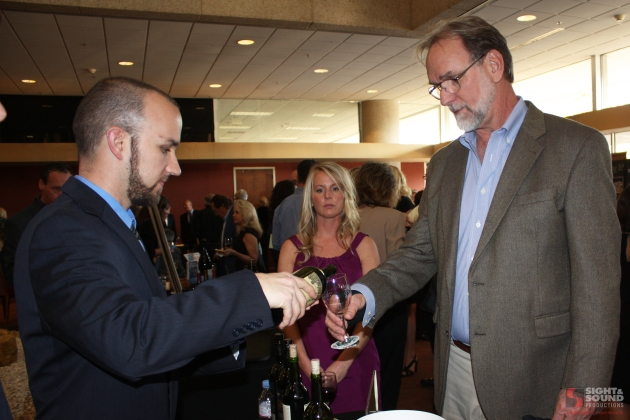 Tom Coughlin Jay Fund Wine Tasting Gala